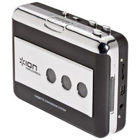 ION Tape Express Tape-To-MP3 USB Recorder Audio Adapter