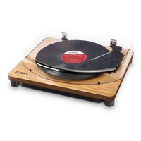 ION Classic LP USB Turntable Wood
