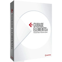 Steinberg Cubase Elements 8 Music Production Software (Educational)