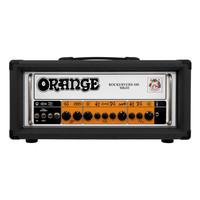 Orange Rockerverb MKIII 100W Twin Channel Guitar Amp Head Black