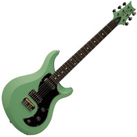 PRS S2 Vela Electric Guitar Seafoam Green with Dot Inlays