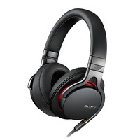 Sony MDR-1A On-Ear Headphones with Mic/Remote Black