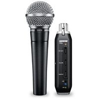 Shure SM58 + X2u Dynamic Microphone Digital Bundle - Nearly New