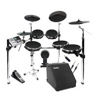 Alesis DM10 Studio Kit Mesh Digital Drum Kit Bundle