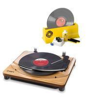ION Classic LP USB Vinyl Archiving Bundle