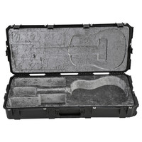 SKB Waterproof Classical Acoustic Guitar Case with Wheels