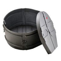 SKB 14 x 26 Marching Bass Drum Case with Padded Interior