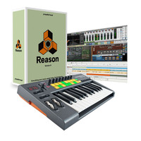 Propellerhead Reason 8.3 with Novation Launchkey 25