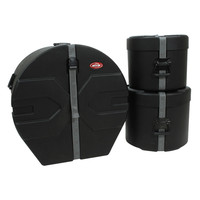 SKB Drum Case Package 4 with Padded Interior