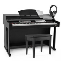 DP60 Digital Piano by Gear4music + Stool Pack