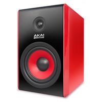 Akai RPM 800 Active Studio Monitor Red (Single) - Ex Demo