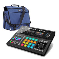 Native Instruments Maschine Studio Black with Controller Bag