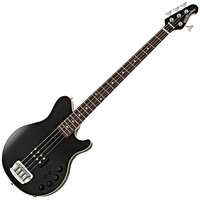 Music Man Reflex H Bass Guitar RN Black
