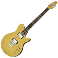 Music Man Reflex Standard Electric Guitar RW Gold Top