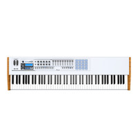 Arturia KeyLab 88 Hammer Action Hybrid MIDI Controller - Nearly New
