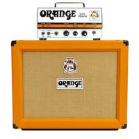 Orange Tiny Terror Guitar Amp Head + PPC112 Cabinet Bundle