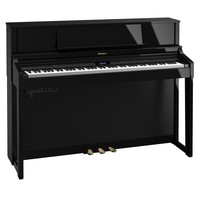 Roland LX7 Digital Piano Polished Ebony