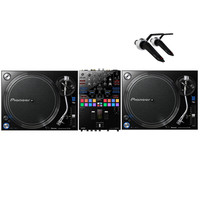 Pioneer PLX-1000 and DJM-S8 DJ Bundle
