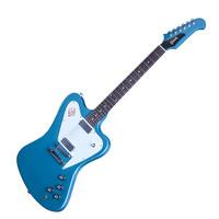 Gibson 2015 Firebird Non Reverse Electric Guitar Faded Pelham Blue
