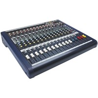 Soundcraft MPMi12 12 High Performance Mixer - Nearly New