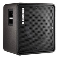 """TC Electronic RS115 1 x 15"""" Bass Speaker Cabinet"""