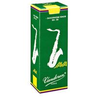 Vandoren Java Tenor Saxophone Reeds Strength 1.5 Box of 5