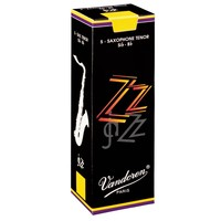 Vandoren ZZ Tenor Saxophone Reeds Strength 1.5 Box of 5