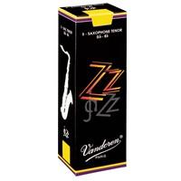Vandoren ZZ Tenor Saxophone Reeds Strength 1.5 Box of 5