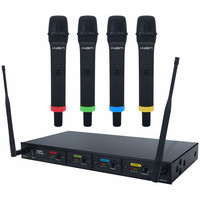 Kam KWM Quartet - Wireless Microphone Kit