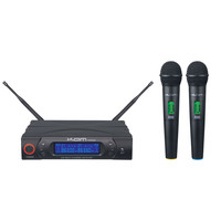 Kam KWM1960HH (Ch 70) - Wireless Microphone Kit