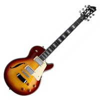 Hagstrom Super Swede F Electric Guitar Vintage Sunburst