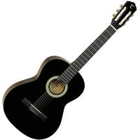 Tanglewood 4/4 Classical Acoustic Guitar Black