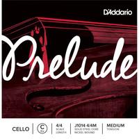 DAddario Prelude Cello C String 4/4 Medium Tension