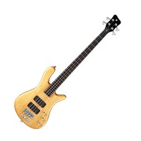 Warwick Rockbass Streamer Standard 4-String Bass Honey
