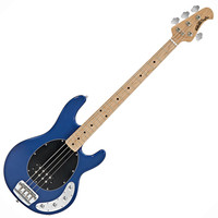 Music Man StingRay 3EQ Bass Guitar MN Pearl Blue