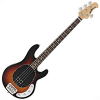 Music Man StingRay 3EQ Bass Guitar RN Vintage Sunburst