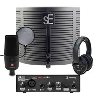 Steinberg UR-12 Studio Recording Bundle