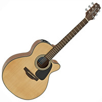 Takamine GX18CE Taka-Mini Electro Acoustic Guitar Natural