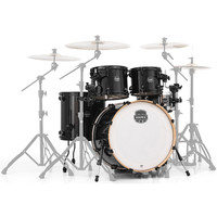 Mapex Armory 5 Piece 22 American Fusion Shell Pack Trans Black
