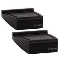 Adam Desktop Monitor Stands (Pair) Black