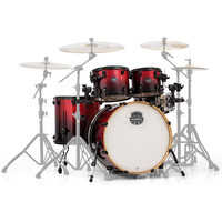 Mapex Armory 5 Piece 20 Fusion Shell Pack Magma Red