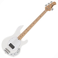 Music Man Stingray 3EQ MN White