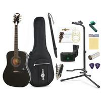 Epiphone Pro-1 PLUS Beginners Guitar Pack Black