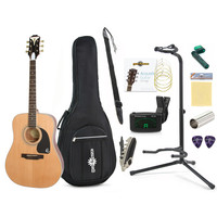 Epiphone Pro-1 PLUS Beginners Guitar Pack Natural