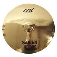 Sabian AAX 22 Metal Ride Cymbal Brilliant Finish