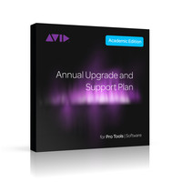 Avid Pro Tools Institutional Upgrade & Support Plan