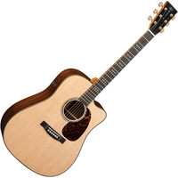 Martin DCPA1 Plus Performing Artist Electro Acoustic Guitar Natural