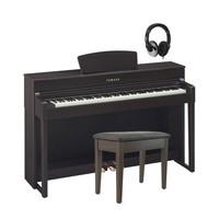 Yamaha Clavinova CLP535 Digital Piano Rosewood Package Deal