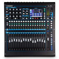 Allen and Heath Qu-16 Digital Mixer Chrome Edition