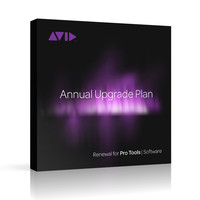 Avid Pro Tools Annual Upgrade Plan Renewal